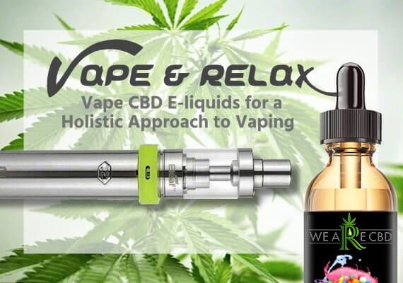 vape relax oil