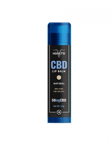 CBD Lip Balm 50mg By Ignite CBD CBD Vape