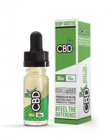 CBD Vape Hemp Additive 10ml By CBDfx CBD Vape