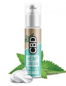 CBD Cream 150mg 50ml BY CBDfx CBD Vape