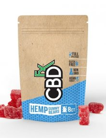 CBD Gummy Bears 8 Pack 40mg By CBDfx CBD Vape