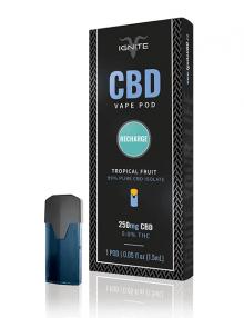 Unflavoured High CBD E Liquid Nic Shot 10ml By Evolved CBD Vape Series CBD Vape
